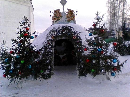 В Кирове встречают Рождество
