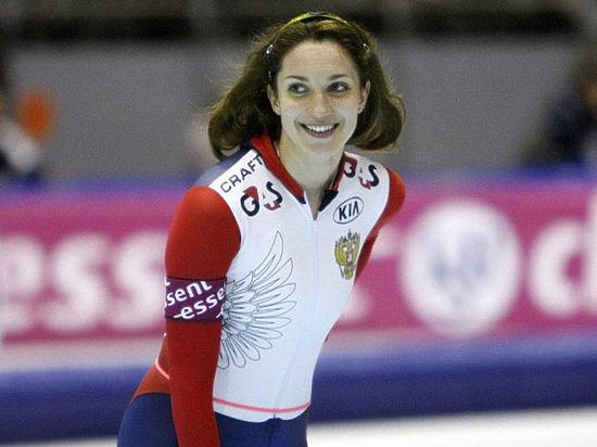 Екатерина Шихова из Кирова стала призером чемпионата России по конькобежному спорту