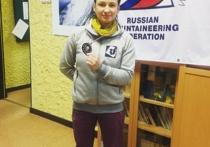 Спортсменка из Кирова стала первой на этапе Кубка России по ледолазанию
