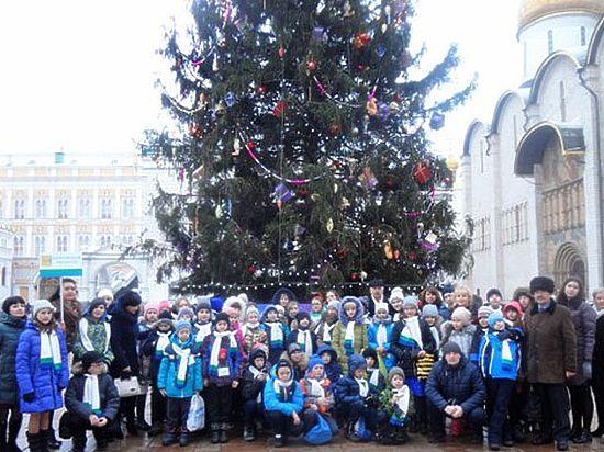 Дети из Кировской области вернулись с Кремлевской елки