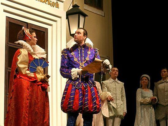 В Театре на Спасской в Кирове обновили Шекспира